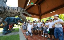 20.000 vé vào cổng miễn phí tại Công viên suối khoáng nóng Núi Thần Tài cho các bạn nhỏ trải nghiệm công viên Khủng Long dịp lễ 30/4 – 01/5