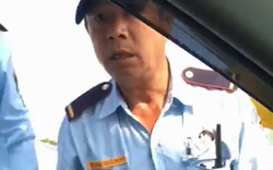 Tài xế Grab cãi nhau với bảo vệ và nhân viên thu phí bệnh viện vì 5.000 đồng phí giữ xe