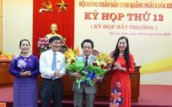 Nhân sự mới tại Hà Nội, Quảng Ngãi vừa được bầu, chuẩn y