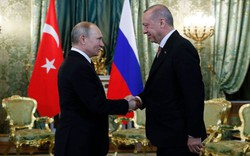Tài ngoại giao khéo léo Thổ Nhĩ Kỳ gần Nga giữa căng thẳng với Mỹ?