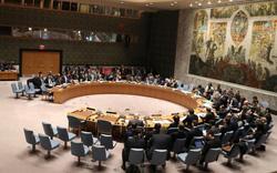 Bàn nóng Liên hợp quốc không yên ả trước