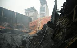 Cháy khu nhà xưởng Trung Văn, nhiều người tử vong