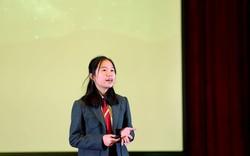 """Cô bé 14 tuổi báo động vấn đề """"ô nhiễm ánh sáng"""" trên sân khấu TEDX"""