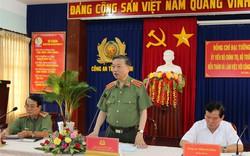 Bộ trưởng Tô Lâm: Giữ bình yên và tạo điều kiện cho người dân đón Tếtcổ truyền Chol Chnam Thmay