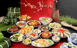 Mâm cơm giỗ Tổ Hùng Vương - nét đẹp văn hóa của người dân Phú Thọ