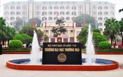 Trường ĐH Thương mại công bố điểm sàn xét tuyển đại học chính quy 2019