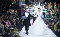 Trương Hồ Phương Nga xuất thần làm vedette show Đức Vincie
