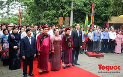 Lãnh đạo Đảng, Nhà nước dâng hương tưởng nhớ các Vua Hùng