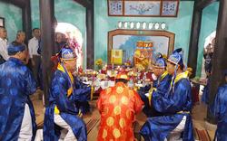 Độc đáo giỗ tổ nghề yến sào Cù Lao Chàm