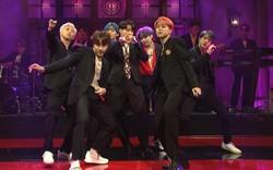 Một lần nữa BTS khiến người Mỹ phát cuồng và các fan