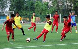U18 Việt Nam công bố danh sách tham dự Giải U18 Quốc tế Hong Kong 2019