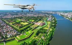 Mở chặng  bay mới Đà Nẵng - Huế bằng thủy phi cơ