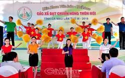 Cà Mau: Tiếp tục triển khai tổ chức các hoạt động văn hóa, thể thao hướng về cơ sở