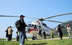 Sắp có chuyến bay đến Côn Đảo bằng trực thăng