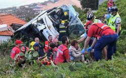 Người Đức bị tai nạn thảm khốc từ xe buýt du lịch