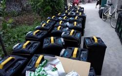Nghệ An: Bắt gần 1,7 tấn ma túy ngụy trang trong loa thùng, có đối tượng người nước ngoài cầm đầu