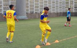 U18 Việt Nam thích nghi nhanh trên sân đấu cỏ nhân tạo