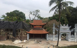 Bộ trưởng Nguyễn Ngọc Thiện yêu cầu kiểm tra việc xây dựng tại Di tích quốc gia chùa Bối Khê