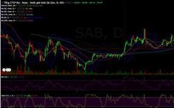Cổ phiếu quyền lực Sabeco bất ngờ