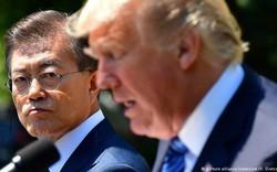 Mỹ - Hàn bất ngờ bứt phá dốc sức cho thỏa thuận quân sự liên Triều