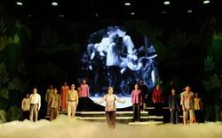 Đoàn Cải lương Long An biểu diễn miễn phí tại Nhà hát VOV