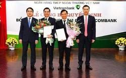 Điều động, bổ nhiệm hàng loạt nhân sự Vietcombank