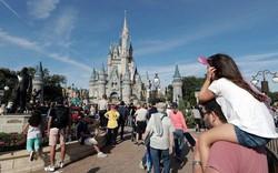 Từ 1/5, Disney cấm hút thuốc tại các công viên của Mỹ