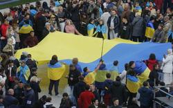 Ukraine sẵn sàng trước làn gió mới vào giờ G