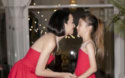 Hoa hậu Ngọc Diễm nói gì trước mong muốn có thêm em của con gái?