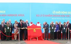 Việt Nam- Hoa Kỳ khởi động dự án xử lý dioxin ở điểm nóng ô n- hiễm lớn nhất Việt Nam