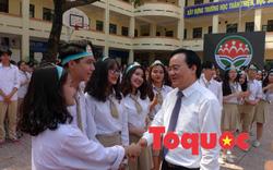Bộ trưởng Giáo dục và Đào tạo: