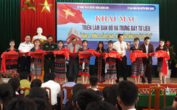 """Triển lãm bản đồ, trưng bày tư liệu """"Hoàng Sa, Trường Sa của Việt Nam-Những bằng chứng lịch sử và pháp lý"""""""