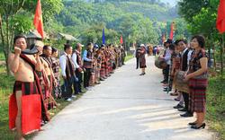 Ngày hội giao lưu VHTTDL các dân tộc thiểu số vùng biên giới Việt Nam – Lào