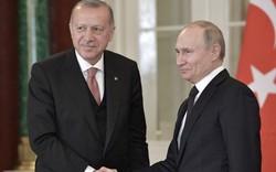 Ấm lòng với Nga: Thổ mở canh bạc lớn