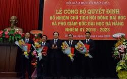 Bổ nhiệm Chủ tịch Hội đồng Đại học và các Phó Giám đốc Đại học Đà Nẵng