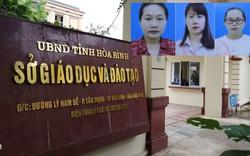 Hòa Bình: Khởi tố ba bị can liên quan đến gian lận điểm trong kỳ thi THPT Quốc gia 2018 tại tỉnh Hòa Bình