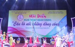 6 tỉnh Bắc miền Trung góp mặt tại Hội diễn