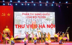 Khai mạc Liên hoan cán bộ thư viện tuyên truyền giới thiệu sách - Chào mừng Kỷ niệm 65 năm chiến thắng Điện Biên Phủ