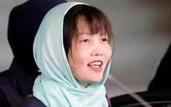 Bộ Ngoại giao thông tin về việc hỗ trợ Đoàn Thị Hương về nước