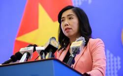 Việt Nam thông tin về họp ASEAN - Trung Quốc đối với vấn đề Biển Đông