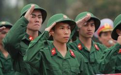 Phương thức tuyển sinh các trường Quân đội giữ ổn định như năm 2019