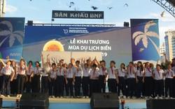 Khai trương mùa du lịch biển Đà Nẵng 2019 với thông điệp bảo vệ môi trường