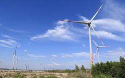 Khánh thành Tổ hợp năng lượng tái tạo Điện mặt trời và Điện gió Trung Nam