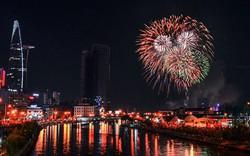 TP Hồ Chí Minh bắn pháo hoa tại 3 điểm trong dịp lễ 30/4 và 1/5