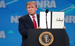 Mỹ đảo chiều hiệp ước vũ khí LHQ
