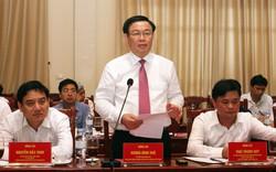 Phó Thủ tướng Vương Đình Huệ:  Đưa Nghi Lộc trở thành vùng trọng điểm phát triển kinh tế của Nghệ An