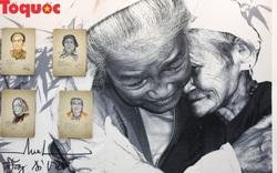 Ngắm chân dung 134 Mẹ Việt Nam anh hùng qua nét cọ thời gian