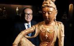 Có gì trong Bảo tàng Phật giáo gần 9 nghìn tỷ của tỷ phú giàu nhất Hong Kong?
