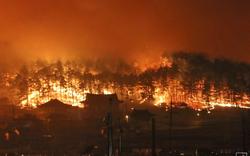 Toàn cảnh nước rút chữa cháy rừng dữ dội Hàn Quốc