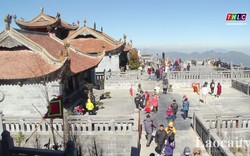 Lào Cai đón hơn 1,4 triệu lượt khách du lịch trong quý I/2019